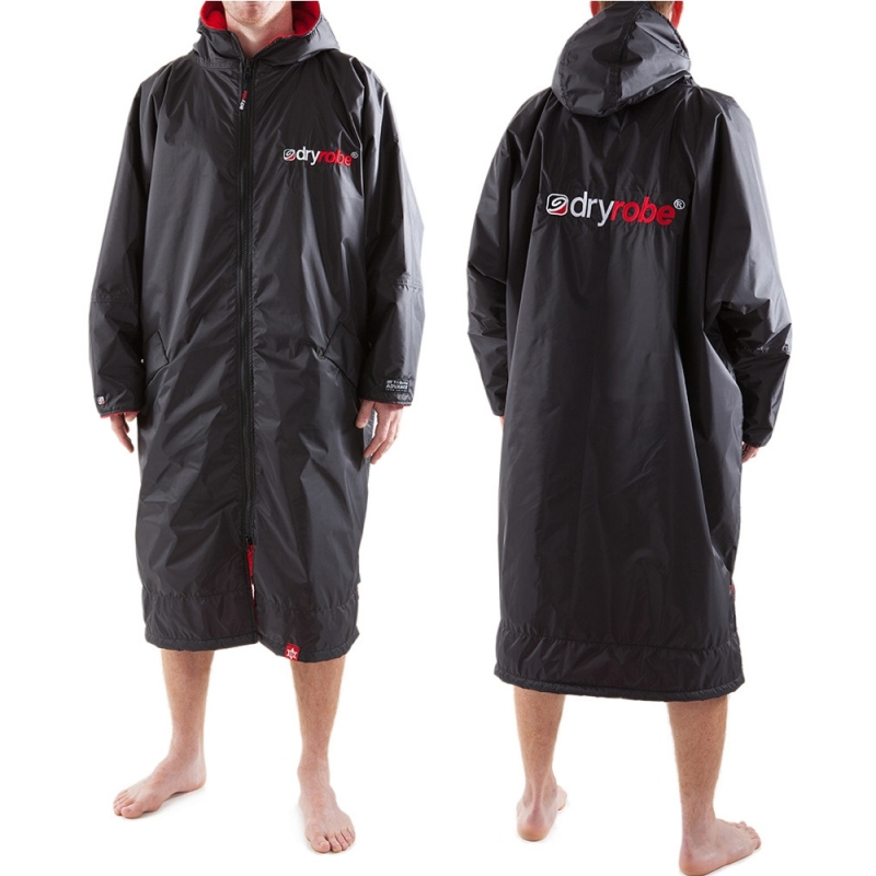 Dryrobe Advance Medium Long Sleeve Beach Changing Robe
