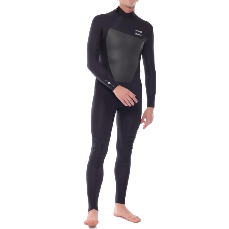 Billabong 3/2 mm Mens Foil Wetsuit Black 2016