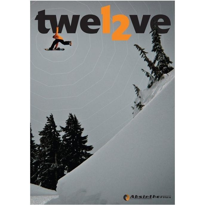 Absinthe Twe12ve Snowboard Blu-Ray