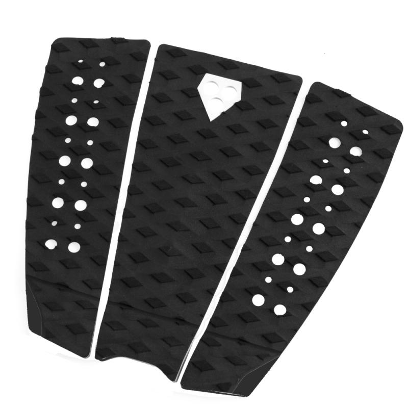 Gorilla Phat 3 Surfboard Tail Pad Black