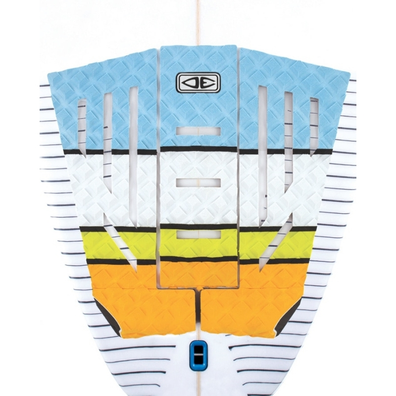 Ocean Earth Pedro Surfboard Tail Pad Multi