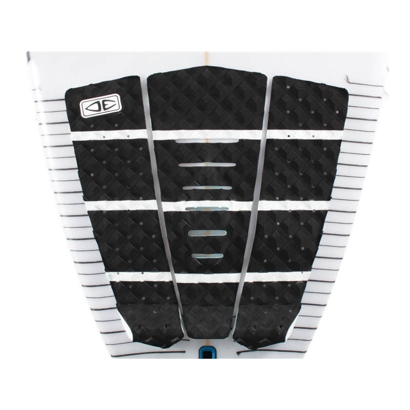 Ocean Earth Pedro Surfboard Tail Pad Black White