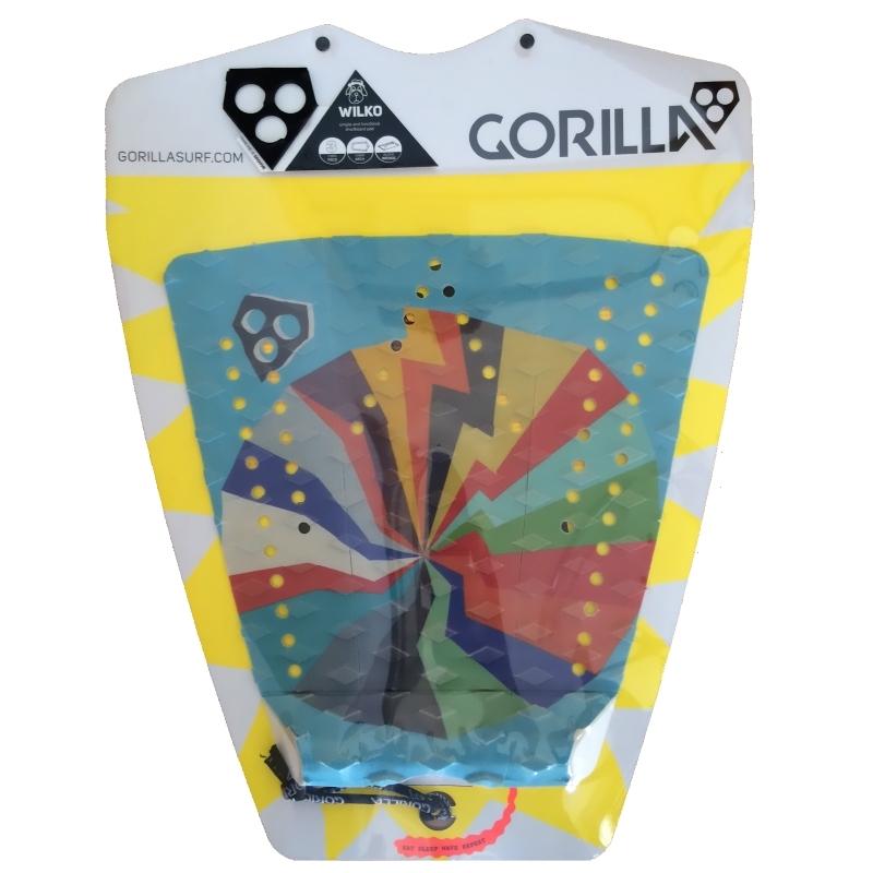 Gorilla Wilko Hyper Surfboard Tail Pad