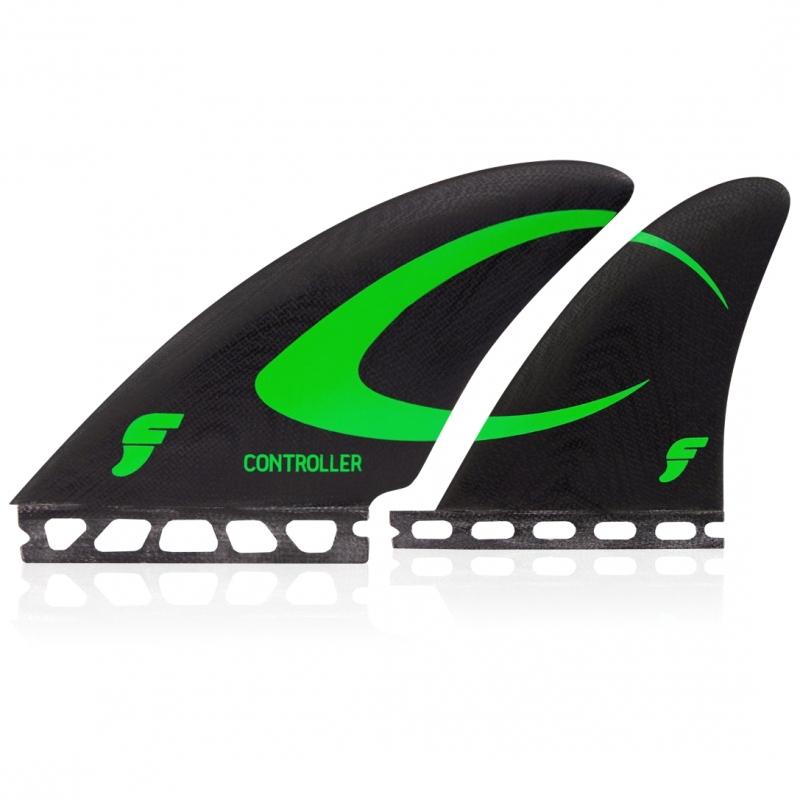 Futures Controller Quad Surfboard Fins Fibreglass