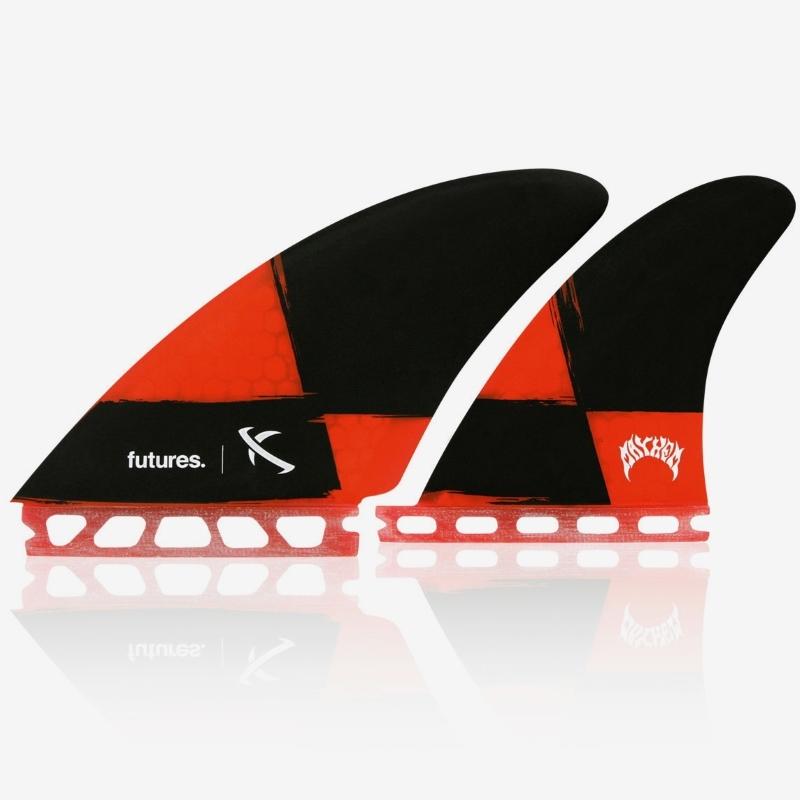 Futures Fins Seaworthy Quad Surfboard Fins
