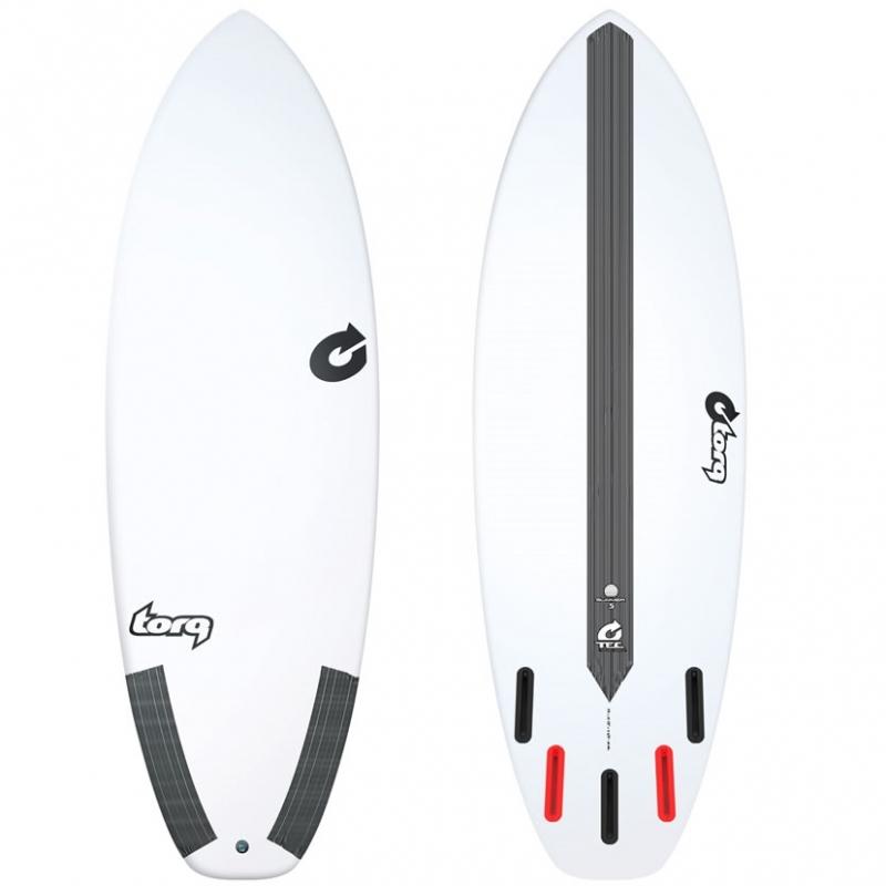 Torq Tec Summer 5 Surfboard 5ft10