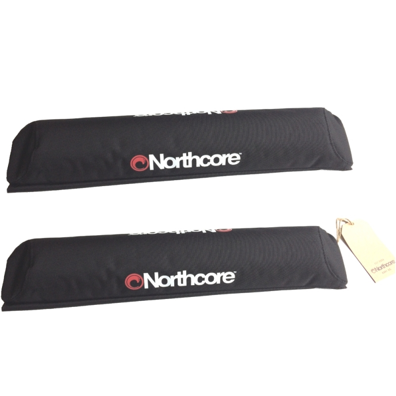 Northcore Aero Roof Bar Pads For Surfboards
