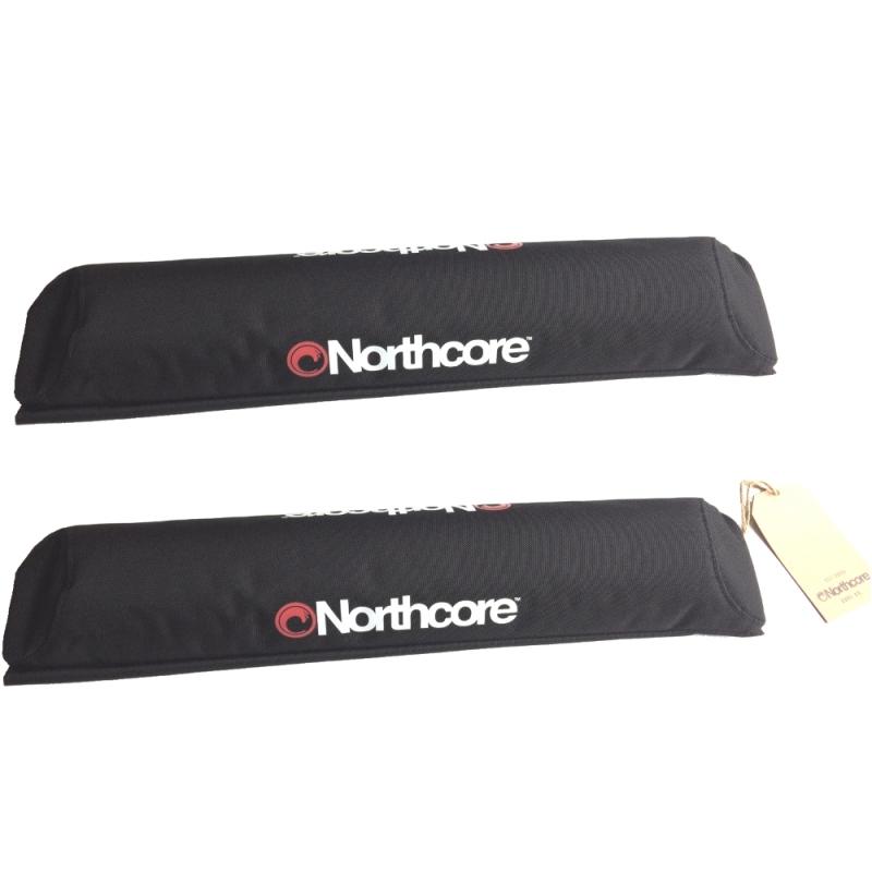 Northcore Camo Aero Roof Bar Pads
