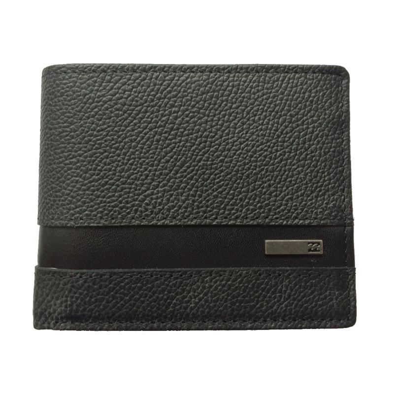 Billabong Highway Leather Wallet Black