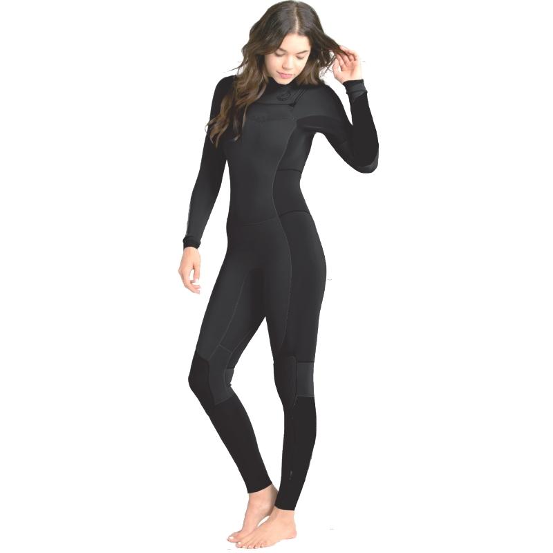 Billabong 5/4mm Womens Salty Dayz Wetsuit Black Sands