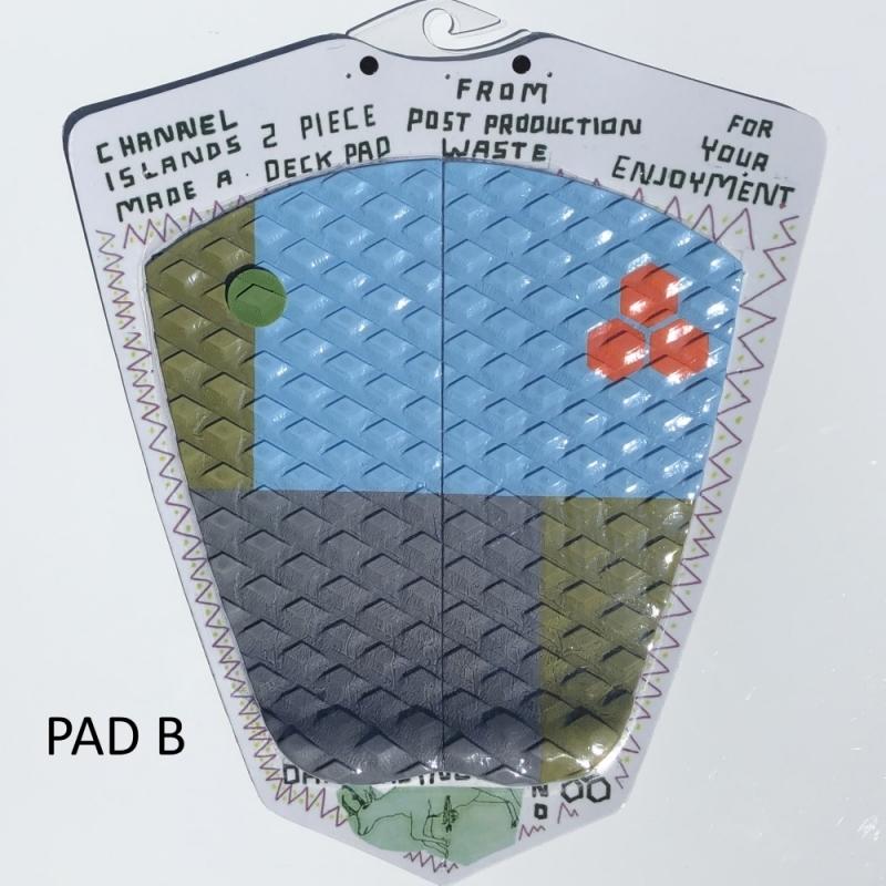 Channel Islands Dane Reynolds Surfboard Tail Pad PPR