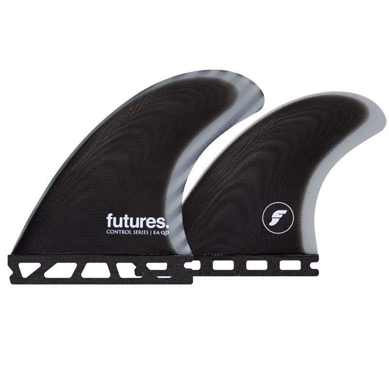 Futures Fins EA Quad Control Series Surfboard Fins