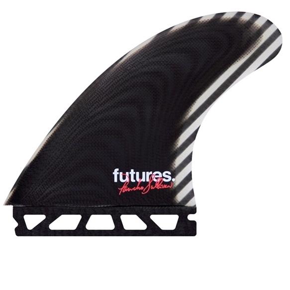 Futures Fins Pancho Control Series Surfboard Fin Set