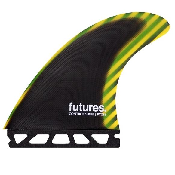 Futures Fins Pyzel Control Series Surfboard Fins