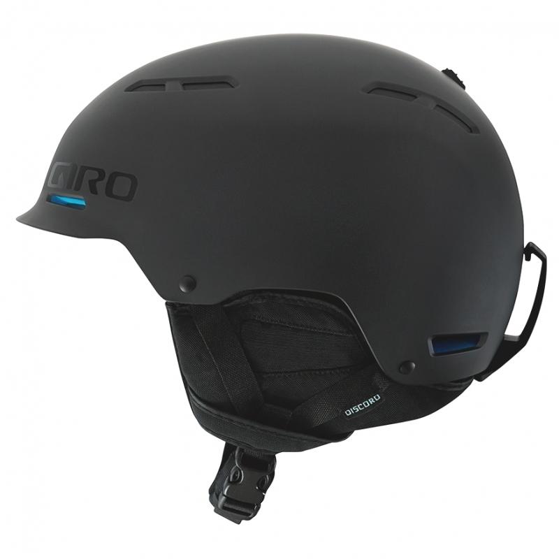 Giro Discord Soft Shell Ski Snowboard Helmet Matt Black