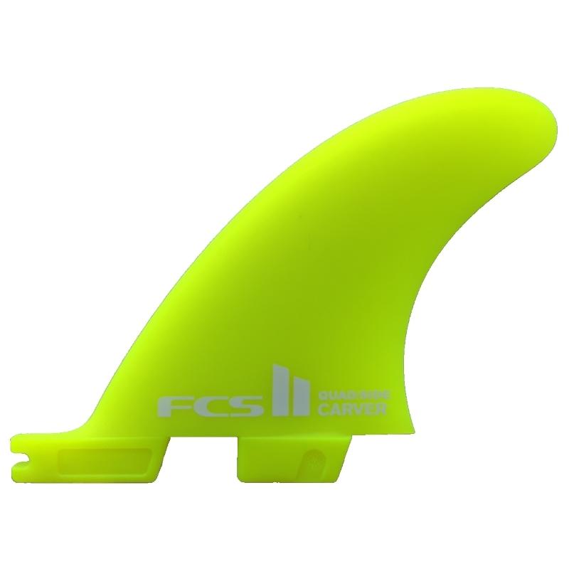 FCS II Carver Longboard Side Bite Surfboard Fins