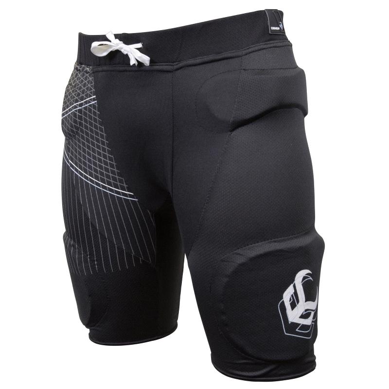 Demon Ladies Flex Force Pro SAS-Tec Padded Ski Shorts