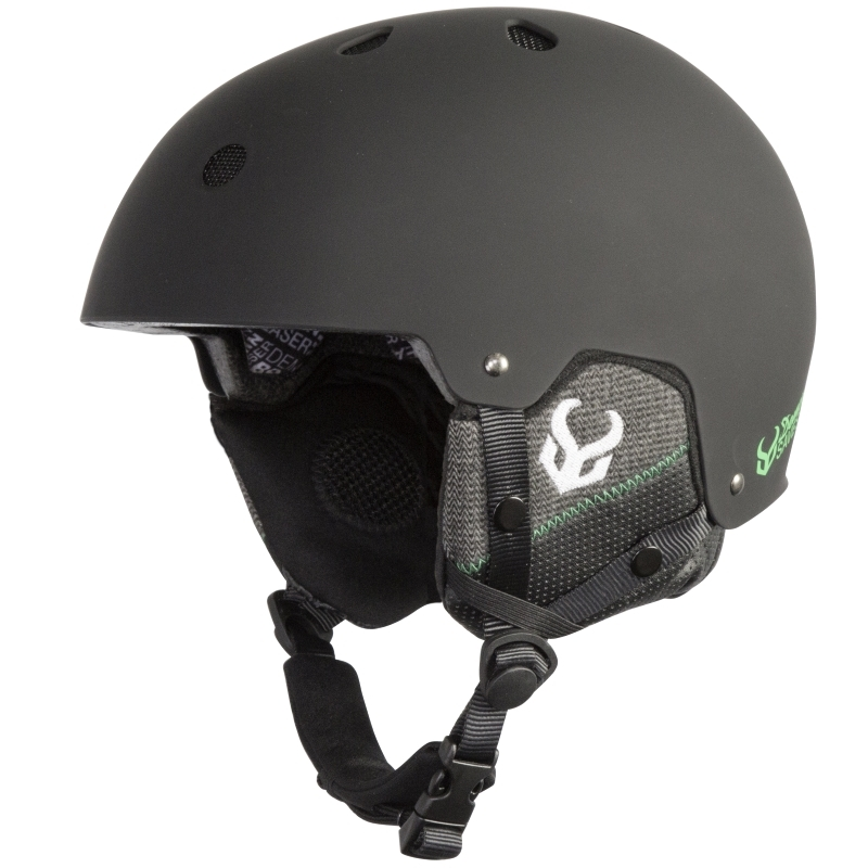 Demon Faktor Ski Helmet with Brainteaser Audio