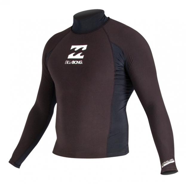 Billabong Furnace Layer Long Sleeved Polypro Rash Vest
