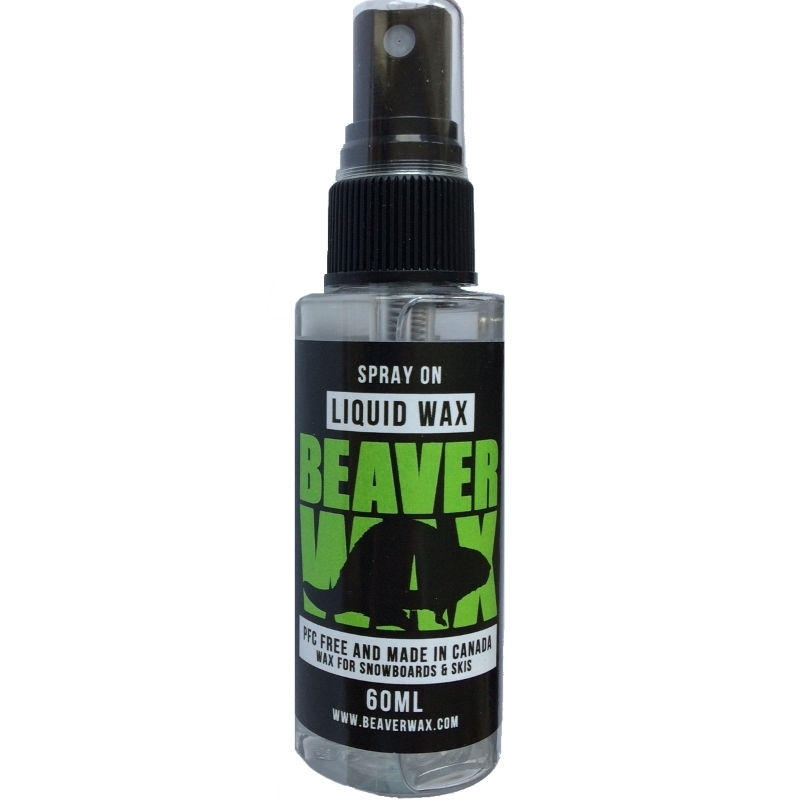 Beaver Ski and Snowboard Spray Wax 60ml