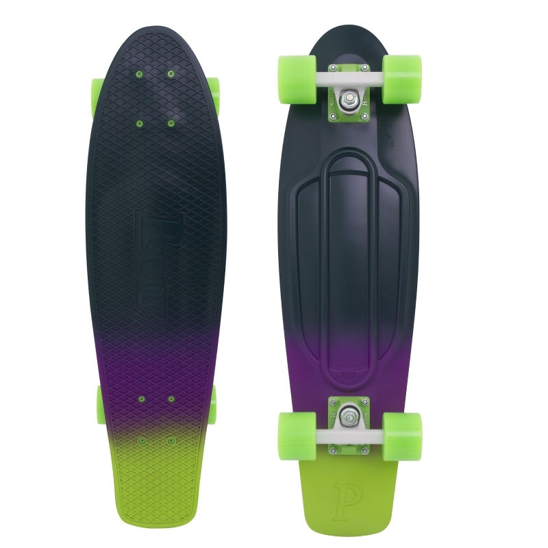 Penny Skateboard Original 27 Inch Neon Shadow Fade Board