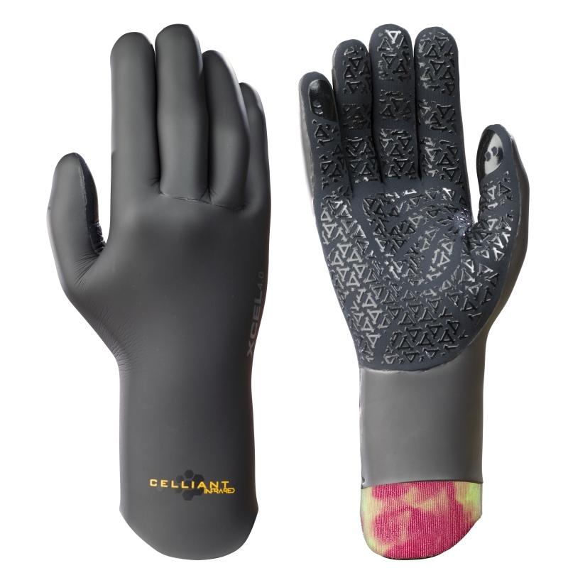 Xcel 4mm Infiniti Comp Glideskin Wetsuit Gloves