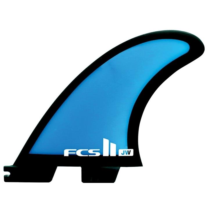 FCS II JW Grom Thruster Surfboard Fins