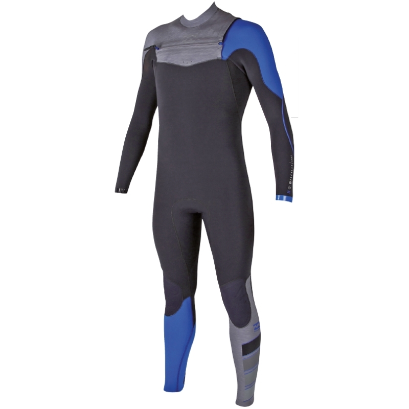 Billabong 4/3mm Furnace Comp Wetsuit Chest Zip