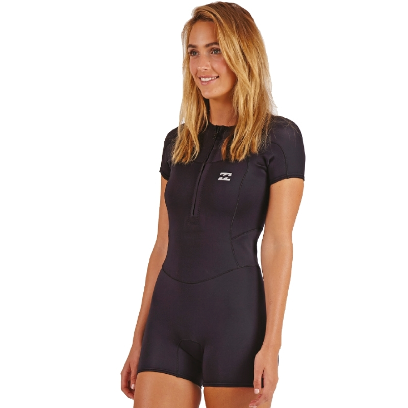 Billabong 1mm Womens Synergy Shorty Wetsuit 2017