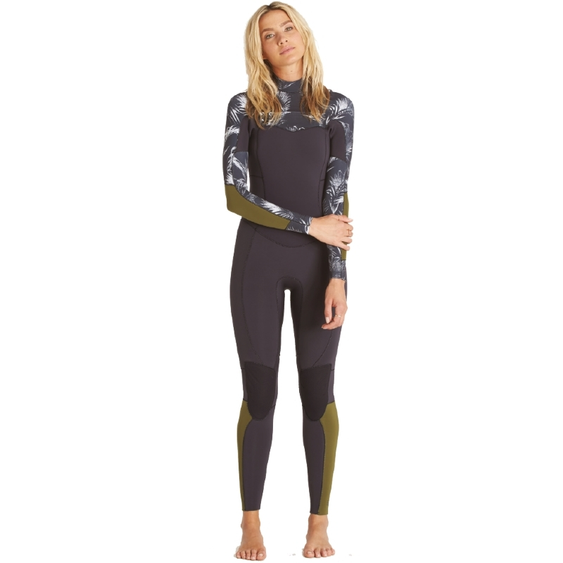Billabong 3/2mm Womens Salty Dayz Wetsuit Black Sands