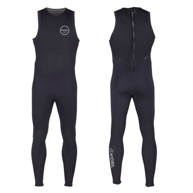 Xcel 2mm Mens Long John Wetsuit