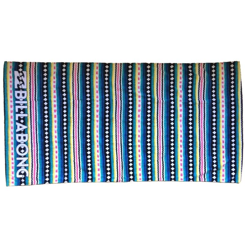 Billabong Lie Down Beach Towel Stripes