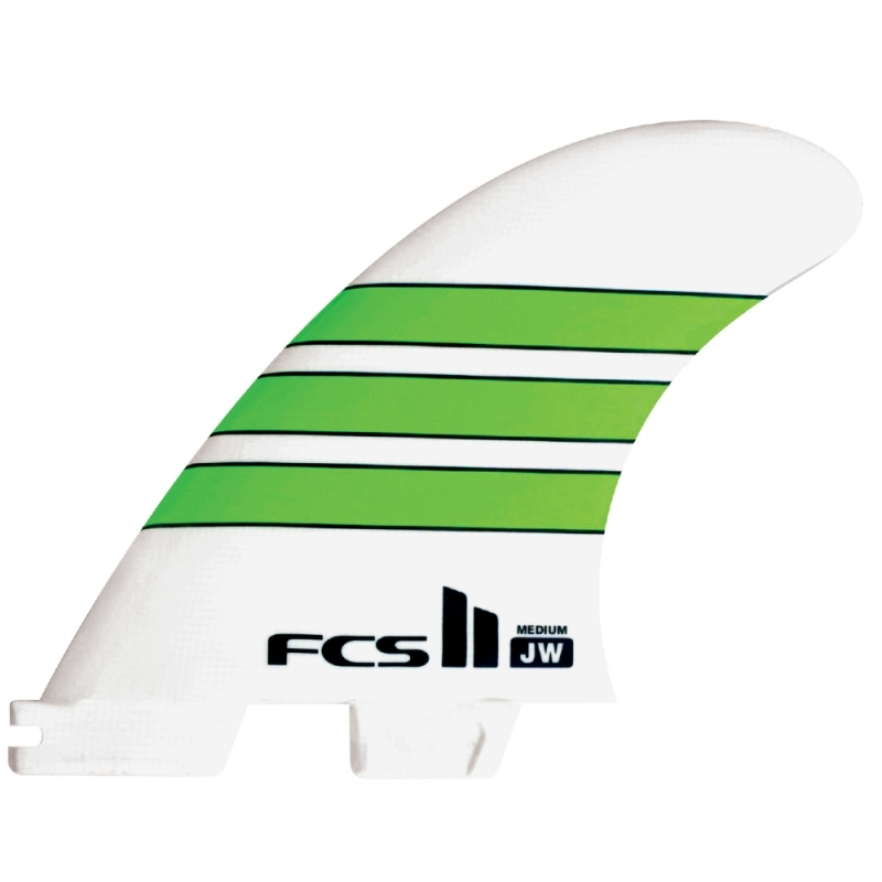 FCS II JW Thruster Surfboard Fins 2017 Medium