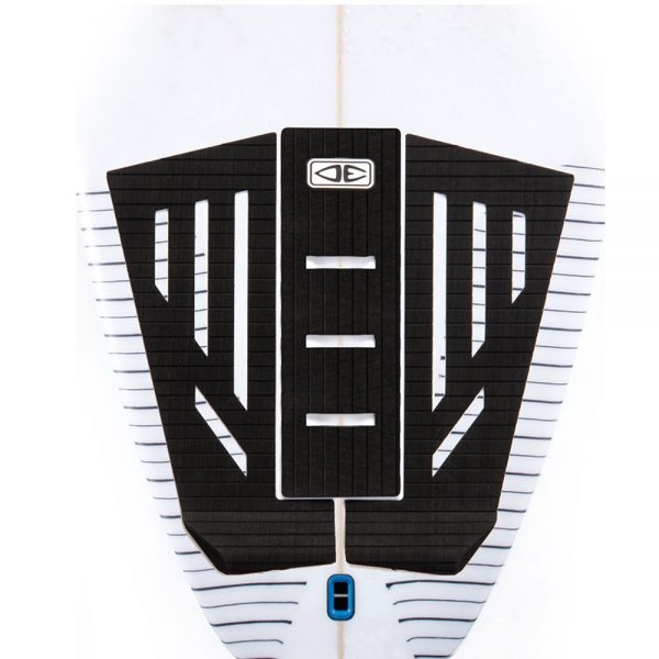 Ocean Earth Swell Lines 3 Piece Surfboard Tail Pad