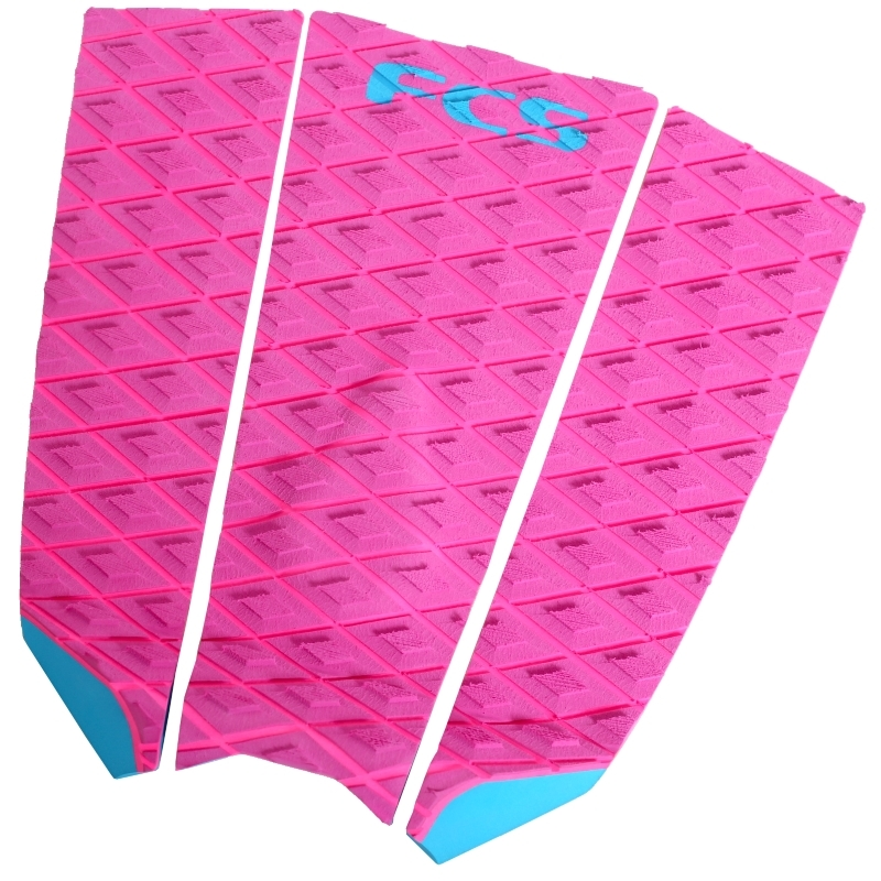 FCS Sally Fitzgibbons Surfboard Tail Pad Pink
