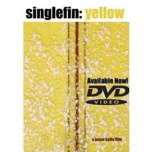 Single Fin Yellow Longboard Surf DVD