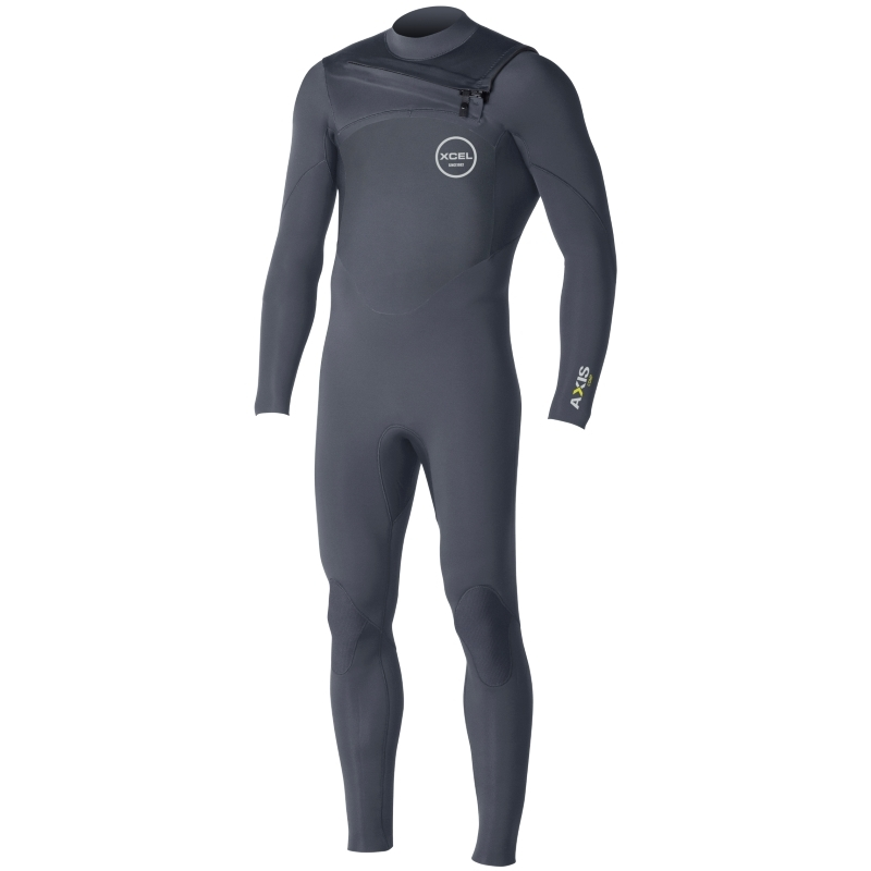 Xcel 3/2mm Axis Comp X2 Wetsuit Graphite