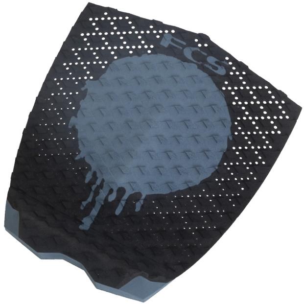 FCS Gabriel Medina Surfboard Tail Pad Black Slate