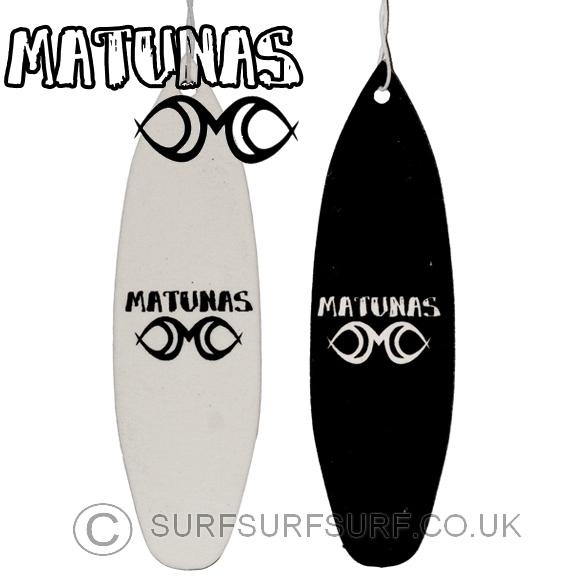 Matunas Coconut Surf Wax Air Freshener 2 Pack