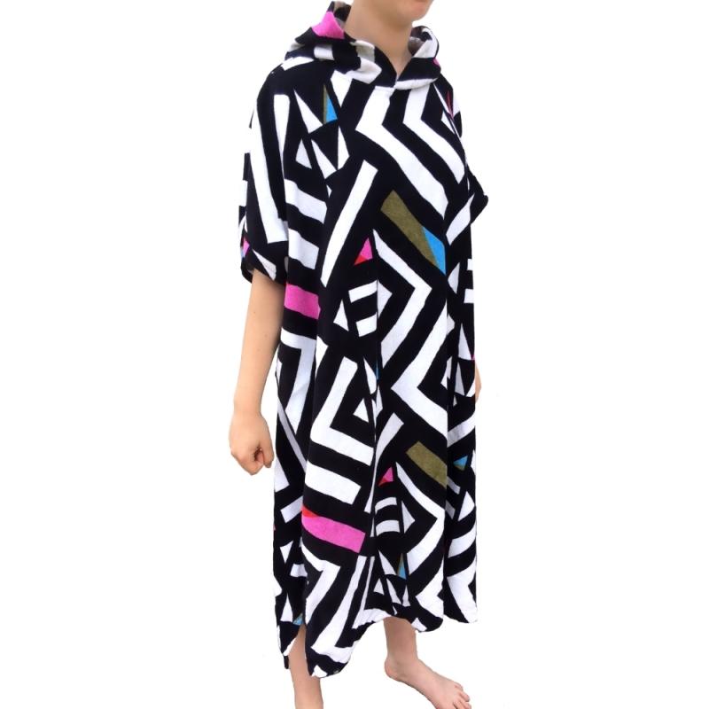 Billabong Womens Salty Beach Changing Robe