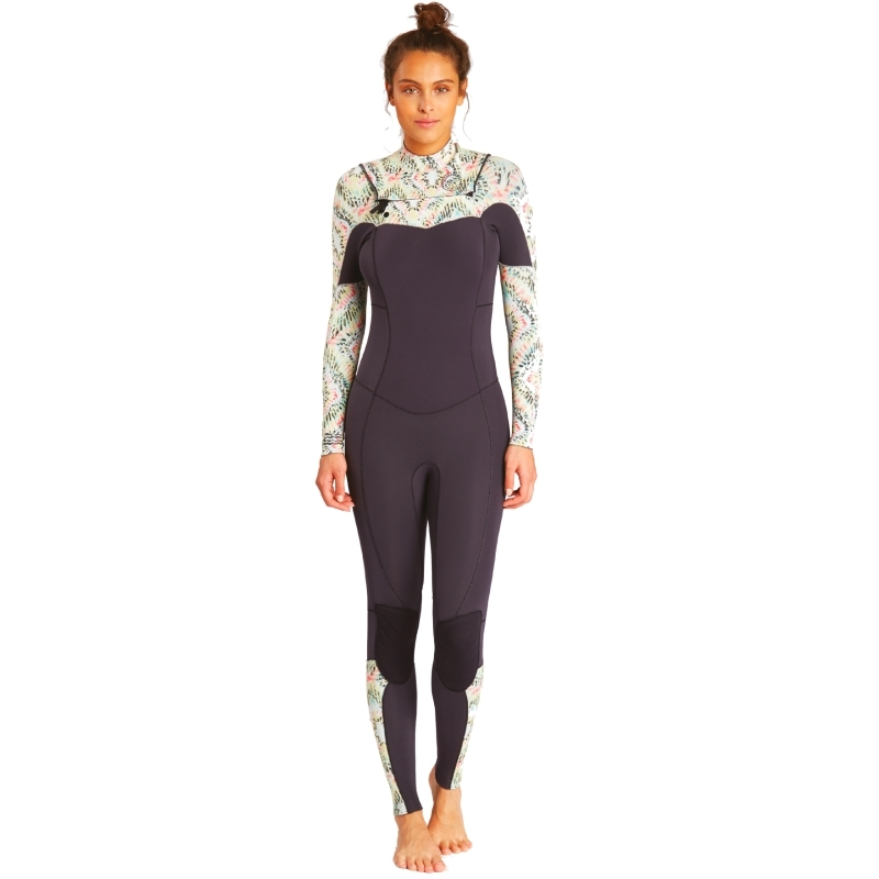 Billabong 5/4mm Womens Salty Dayz Wetsuit Aloe