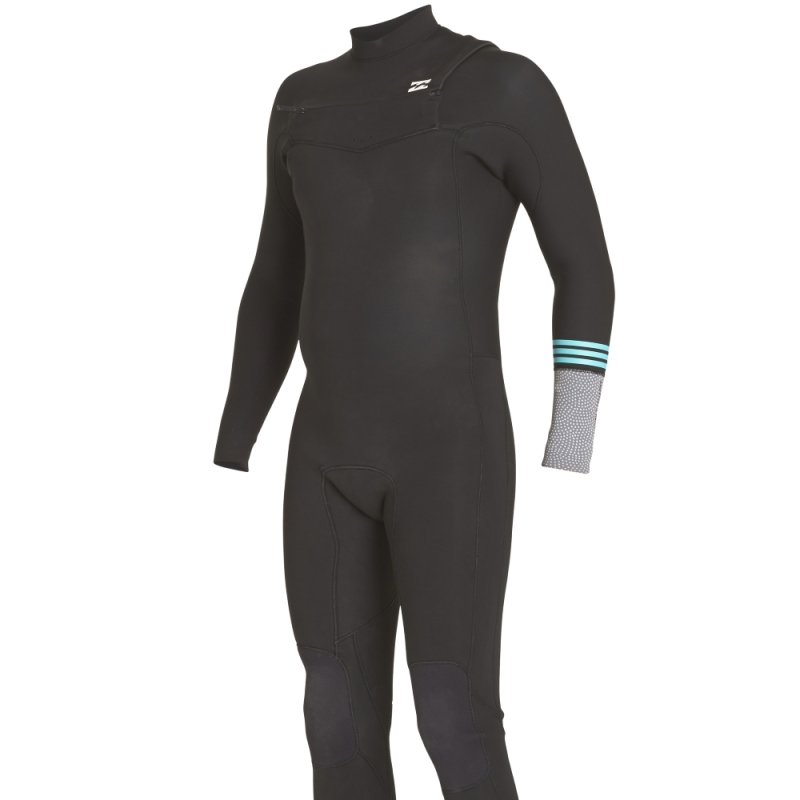 Billabong 4/3mm Revolution Tri Bong CZ Wetsuit Black