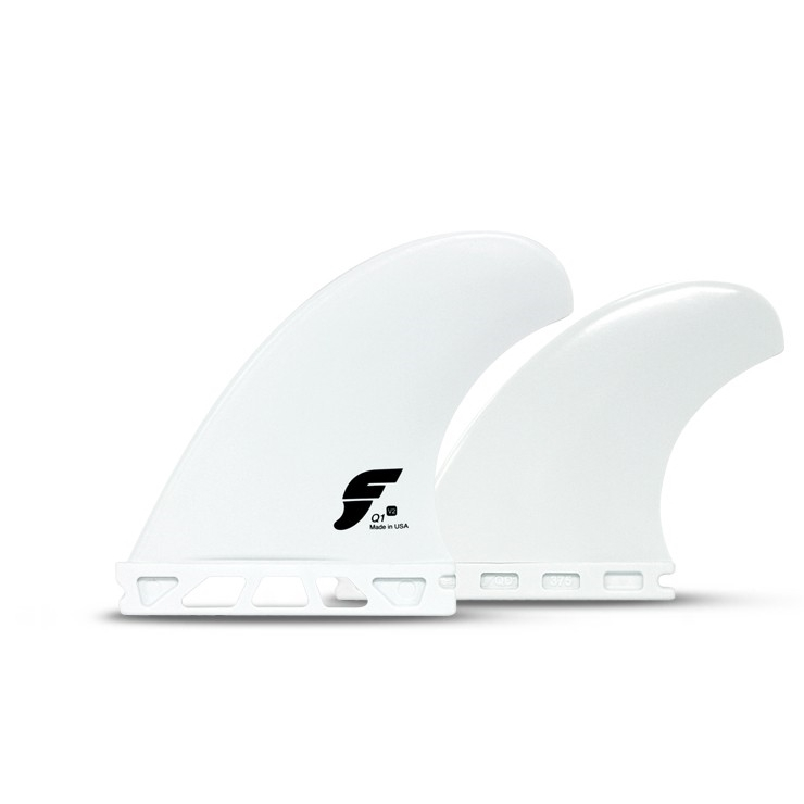 Futures V2Q1 Quad Surfboard Fins Thermotech