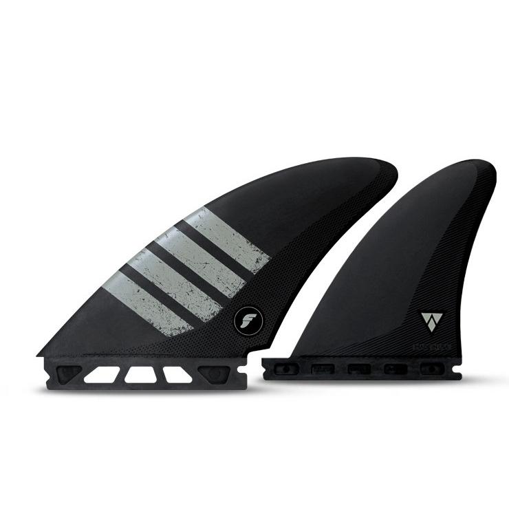 Futures Controller Quad Alpha Surfboard Fins