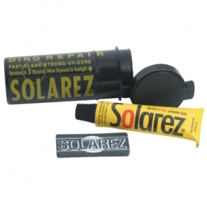 Solarez Basic Travel Surfboard Ding Repair Kit