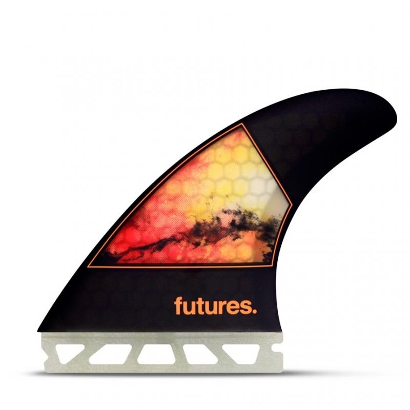 Futures Fins Jordy Smith Surfboard Fin Set Medium