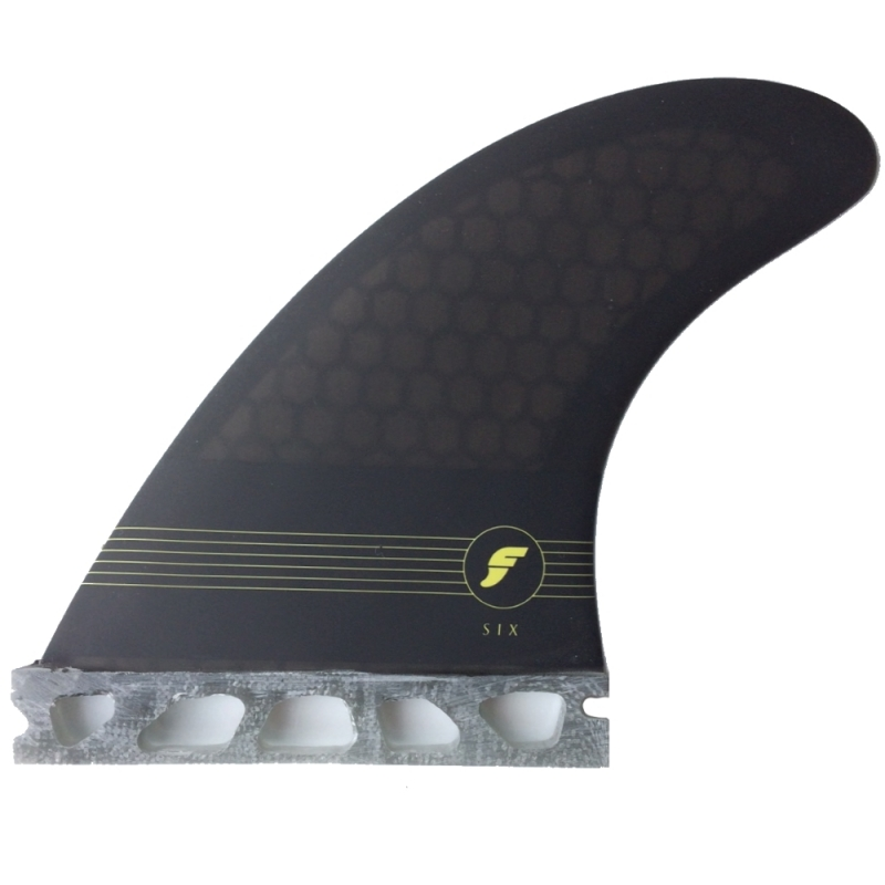 Futures Fins F6 Honeycomb Thruster Surfboard Fins