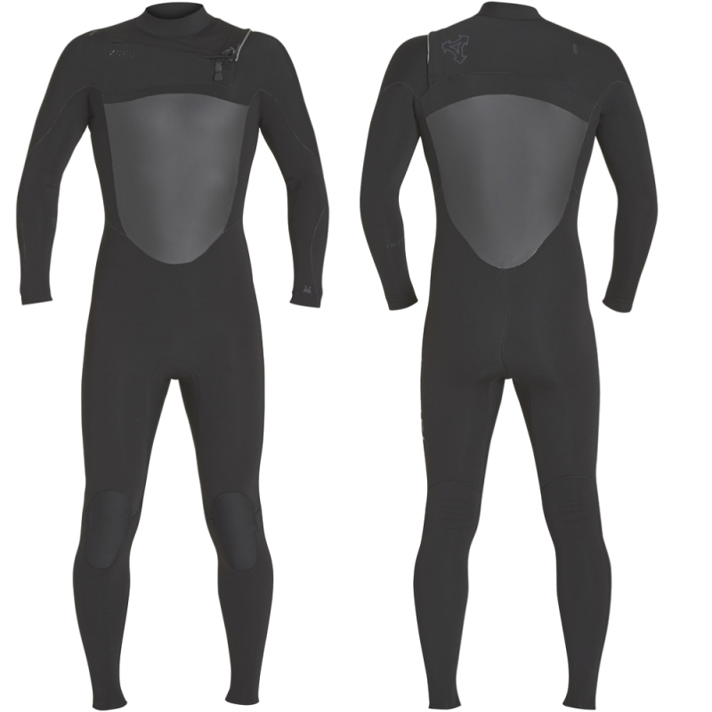 Xcel Wetsuits Infiniti 5/4mm TDC Chest Zip Wetsuit Black