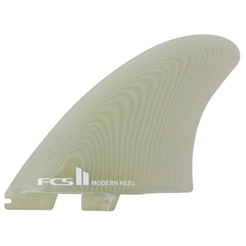 FCS II Modern Keel PG Twin Surfboard Fin Set