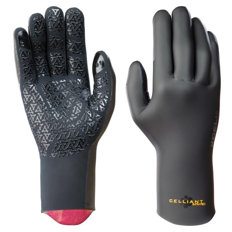 Xcel 4mm Infiniti Comp TDC Glideskin Wetsuit Gloves